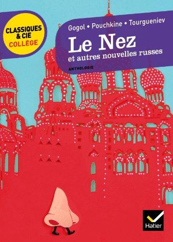 9782218954252: Le Nez et autres nouvelles russes: Gogol, Pouchkine, Tourgueniev