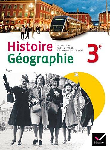 9782218954689: Histoire-Géographie 3e