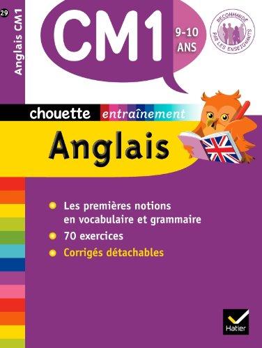 9782218955624: Chouette - Anglais CM1 (Chouette Entraînement)