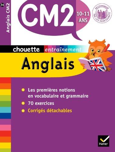 9782218955631: Chouette - Anglais CM2