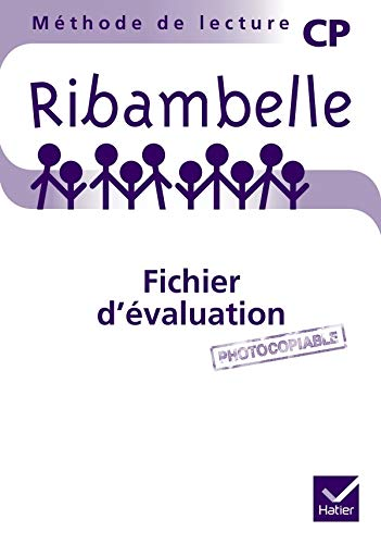 9782218955907: Ribambelle CP �d. 2011 - Fichier d'�valuation photocopiable pour s�ries bleue et verte