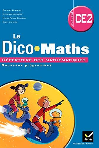 9782218955969: Cap Maths CE2, Dico Maths ed. 2011 (Non Vendu Seul) Compose les 9345026+ 9345034+9369208