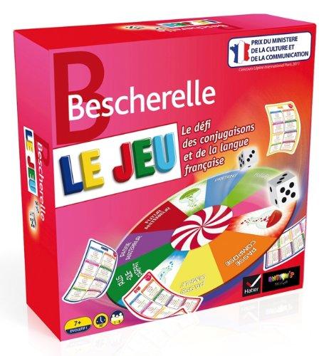 9782218958342: Le jeu Bescherelle : Le défi des conjugaisons et de la langue française