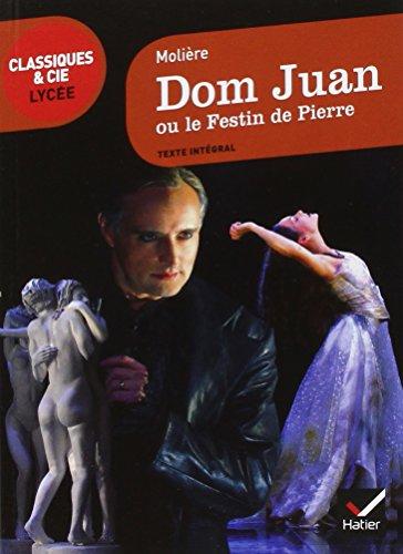 9782218958908: Dom Juan (Classiques & Cie Lycée)