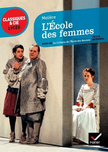 9782218958977: L'Ecole DES Femmes (French Edition)