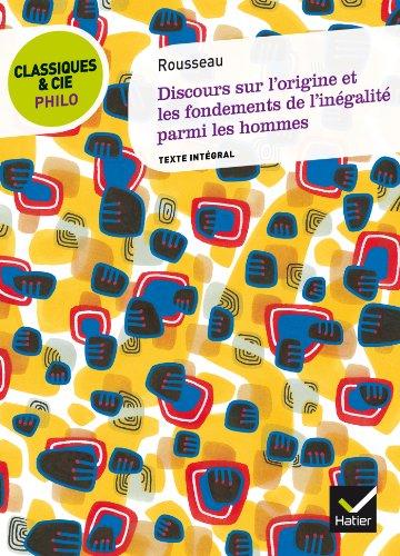 9782218959028: Discours Sur L'Origine ET Les Fondements De L'Inegalite (French Edition)