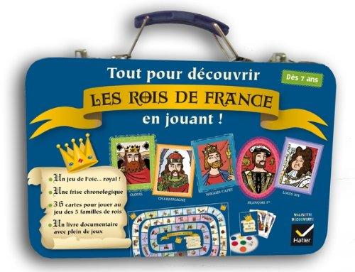 9782218960949: Tout pour d�couvrir les rois de France en jouant !