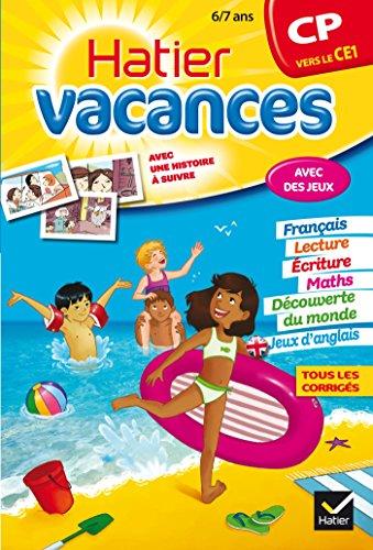 9782218960970: Cahier de vacances du CP vers le CE1 (Hatier Vacances)