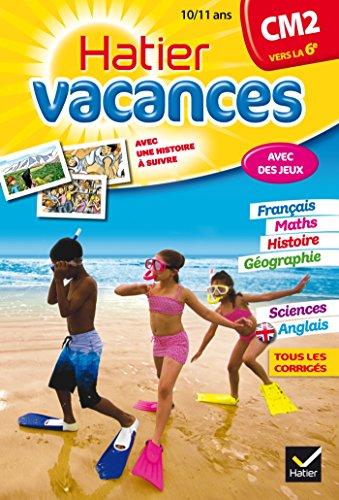 9782218961014: Cahiers De Vacances Hatier: Cm2 (Vers LA 6e) 10/11 Ans (French Edition)