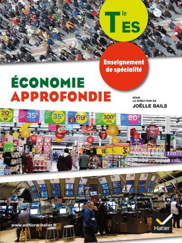 9782218961250: Economie approfondie Tle ES enseignement de spécialité éd. 2012 - Manuel de l'élève (format compact)