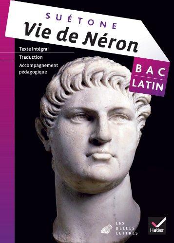 9782218961526: Oeuvre Complète Latin Tle éd. 2013 - Vie de Néron (Suétone)