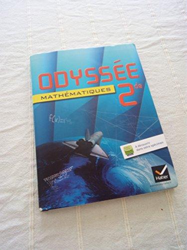 9782218962066: Odyssée Mathematiques 2de ed. 2014 - Manuel de l'Eleve Version Specimen