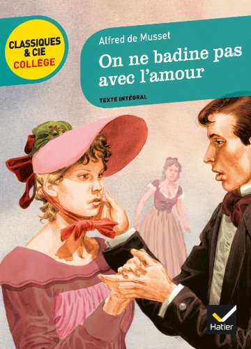 9782218963025: On NE Badine Pas Avec L'Amour (French Edition)