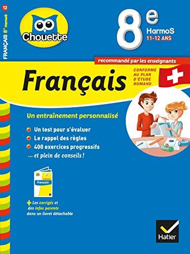 9782218965418: Chouette 8e Harmos Français Suisse