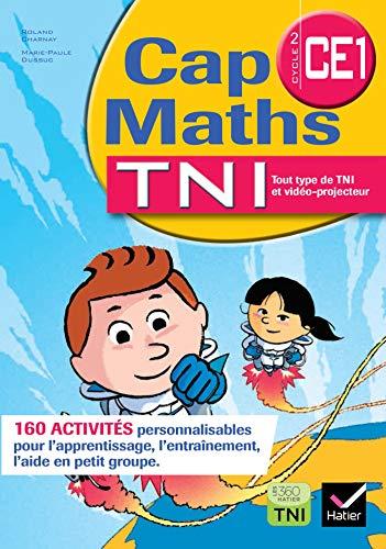 9782218965654: Cap Maths CE1 ed. 2013 - CD-ROM d'Activites Sur Tni