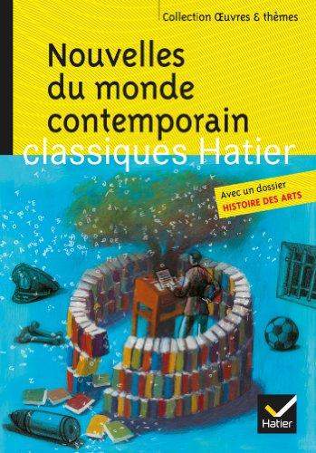 9782218966668: Oeuvres & Themes: Nouvelles Du Monde Contemporain (French Edition)