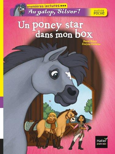 9782218969508: Un poney star dans mon box: 2 (Hatier Poche)