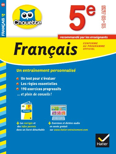 9782218969966: Collection Chouette: Francais 5e (12-13 Ans) (French Edition)