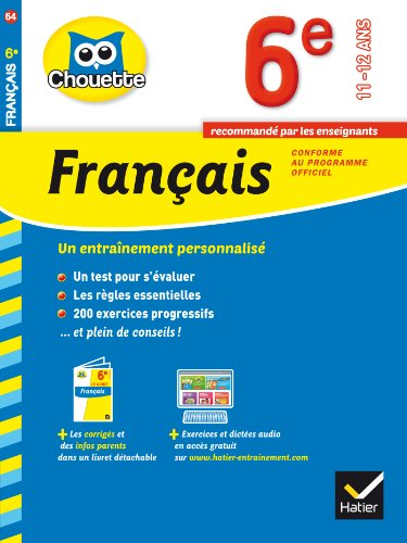 9782218969973: Collection Chouette: Francais 6e (11-12 Ans) (French Edition)