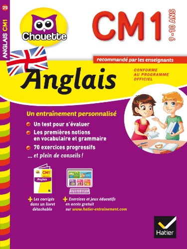 9782218970030: Collection Chouette: Anglais Cm1 (9-10 Ans) (French Edition)