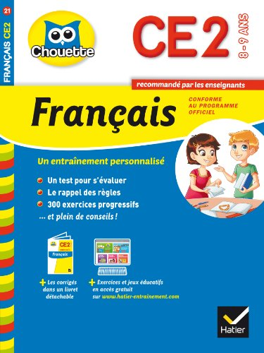 9782218970122: Collection Chouette: Francais Ce2 (8-9 Ans) (French Edition)
