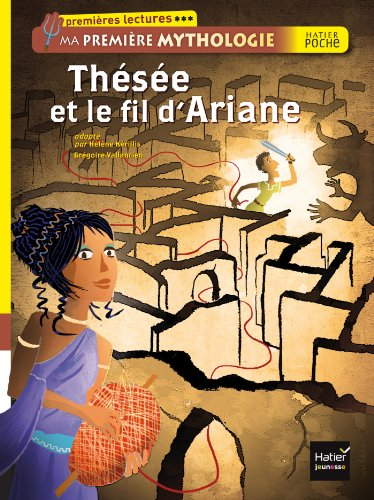 9782218970559: Thesee Et Le Fil D'ariane (French Edition)