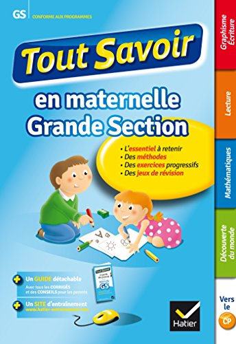 9782218971211: Collection Chouette: Tout Savoir Grande Section (French Edition)