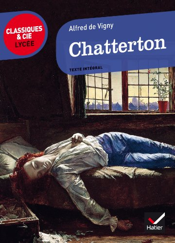 9782218971723: Chatterton (French Edition)