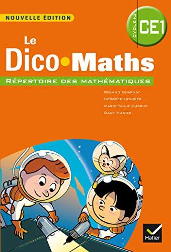 9782218972812: Cap maths CE1 - dico maths