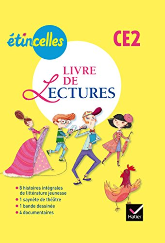 9782218972843: Etincelles CE2 éd. 2014 - Livre de lectures