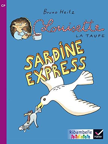 9782218973154: Ribambelle CP - Série violette éd. 2014 - Sardine express (album nº6)