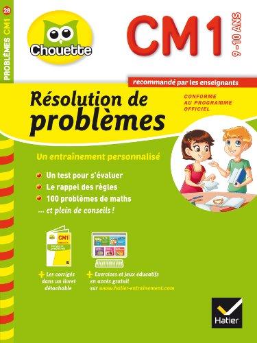 9782218975400: R�solution de probl�mes CM1