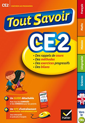 Tout Savoir.: Ce2 (French Edition)