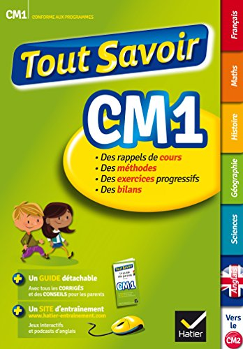 9782218975493: Tout Savoir...: Cm1 (French Edition)