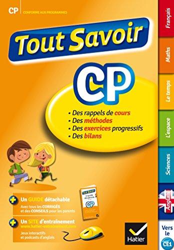 9782218975516: Tout Savoir CP