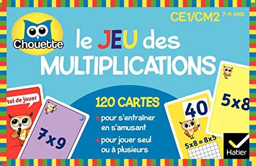9782218975561: Le jeu des multiplications