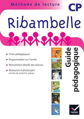 9782218979569: Ribambelle CP Série violette éd. 2014 - Guide pédagogique