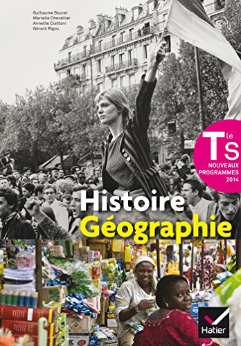 9782218980053: Histoire-Géographie Tle S éd. 2014 - Manuel de l'élève