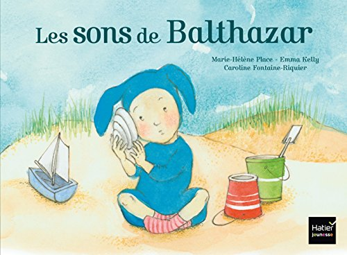 9782218981067: Les sons de Balthazar - Pédagogie Montessori
