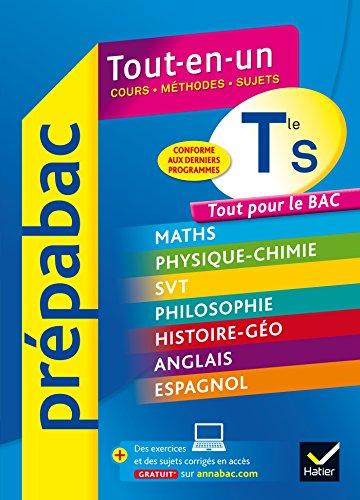9782218981517: Prepabac Tout-En-Un: Tle - Tout-En-Un - S (French Edition)