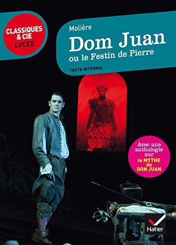 9782218987137: Dom Juan: suivi d'un parcours sur le mythe de Don Juan