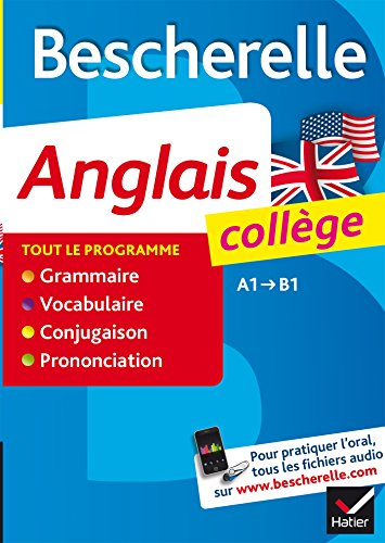 9782218987533: Bescherelle: Anglais College (French Edition)