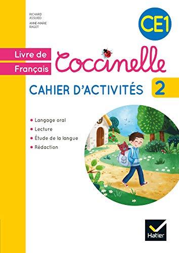 9782218988042: Coccinelle CE1 : Cahier d'activités 2