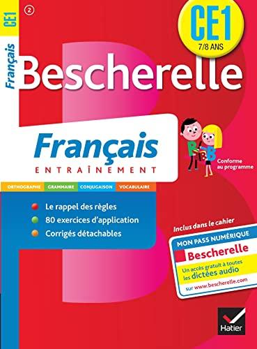 9782218989759: Les Cahiers Bescherelle: Francais Ce1 (7/8 Ans) (French Edition)