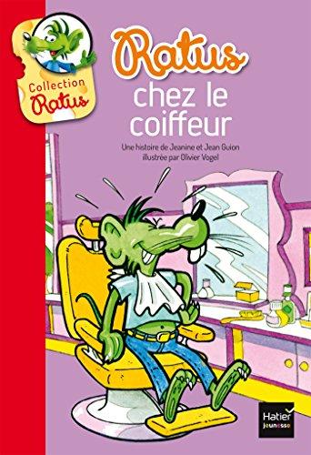 9782218992452: Ratus Poche: Ratus Chez Le Coiffeur (French Edition)