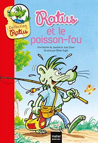 9782218992490: Ratus et le poisson fou (Ratus Poche)