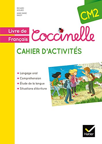 9782218993299: Coccinelle Français CM2 éd. 2016 - Cahier d'activités