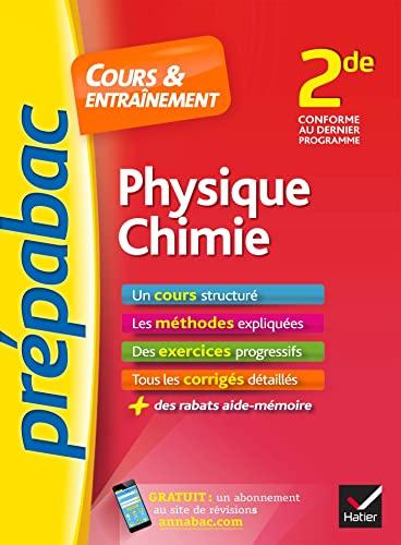 Physique-Chimie 2de - Prépabac Cours & entraînement: Jacques Royer; Nathalie