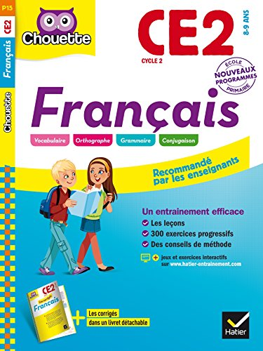 9782218995637: Collection Chouette - Francais: Francais Ce2 (8-9 Ans) (French Edition)