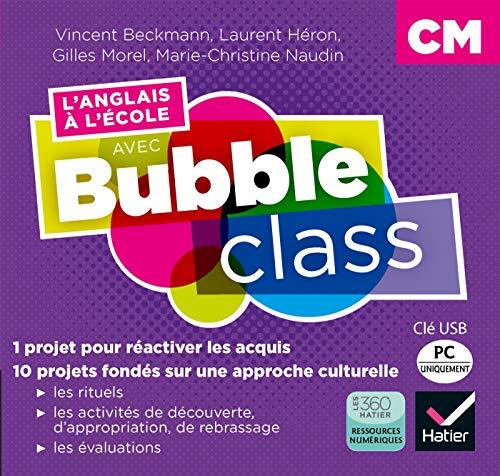 9782218999871: Méthode d'anglais : L'anglais à l'école avec Bubble Class - CM1-CM2 - Éd.2018 - Clé USB